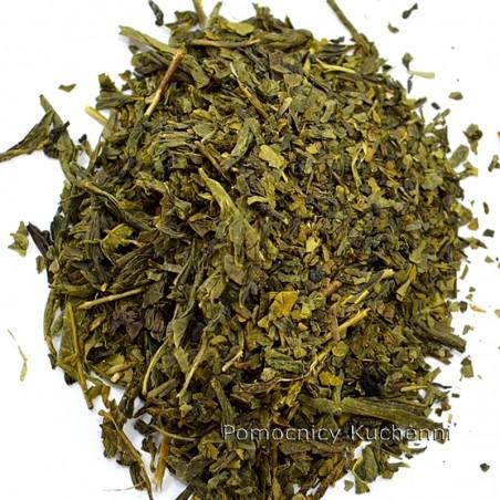 Herbata zielona Bancha Japan z Chin 50g
