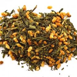 Herbata zielona Genmaicha z...