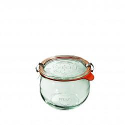 Słoik szklany z pokrywką z...