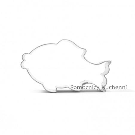 Foremka do ciasteczek, pierniczków RYBA 8x5cm SMOLIK 422/V