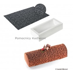Forma silikonowa rolada KIT...