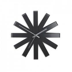 Zegar ścienny UMBRA czarny