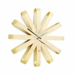 Zegar ścienny UMBRA drewniany