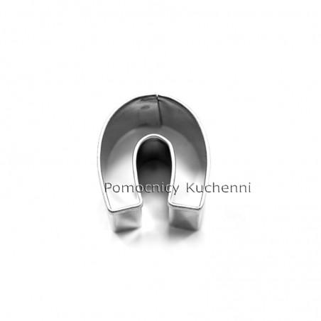 Mała foremka do masy cukrowej, lukru podkowa mini 1,6x1,8cm art. 529/V
