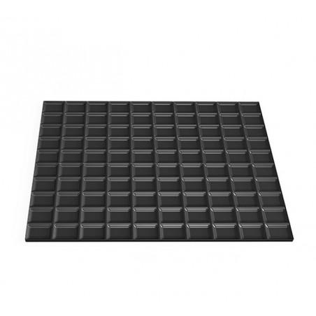 Mata silikonowa kostki czekolady 25x18,5 cm TEX13 Silikomart Professional