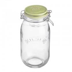Słoik szklany na karmę dla...