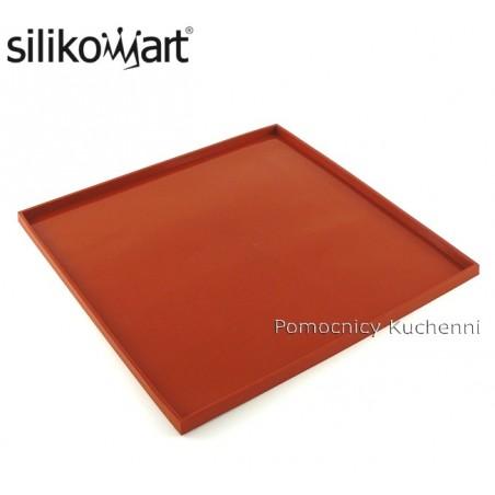 Mata silikonowa rantem 32,5 x32,5cm TAPIS ROULADE 03 SILIKOMART