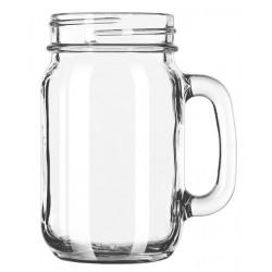Kubek szklany Drinking Jar...