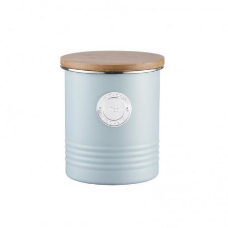 Pojemnik na herbatę, błękitny, Living TYPHOON
