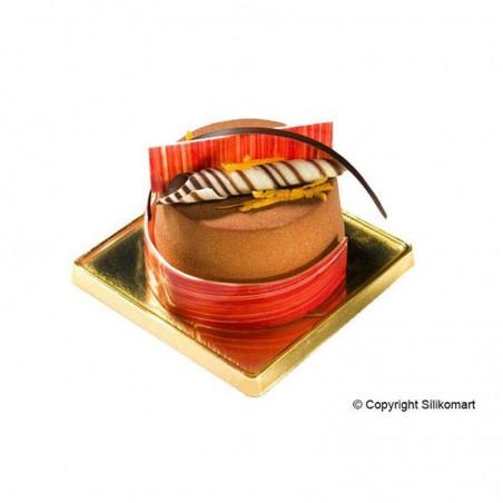 Forma silikonowa na mini muffinki 11 gniazd o poj. 50 ml Silikomart SF022