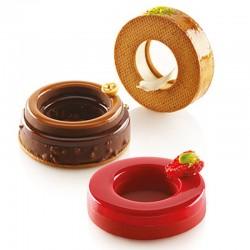 Forma silikonowa pierścień...