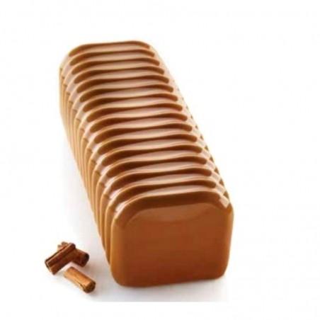 Forma silikonowa bandoneon 1800 ml Silikomart Professional