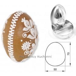 Foremka jajko 3D mała h 7...