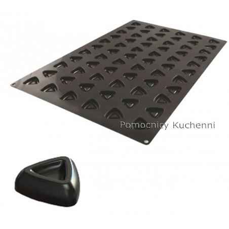 Forma silikonowa 40x60 cm mini TRIASGLES poj. SQ062 SILIKOMART