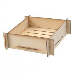 Naczynie bambusowe 10x10 cm op (6 szt)