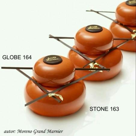 Forma silikonowa kamienie STONE poj. 85ml Silikomart Professional SF163