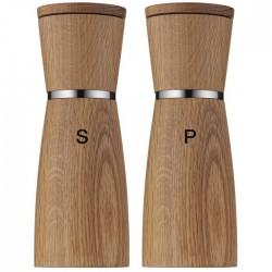 Młynki drewniane do pieprzu...
