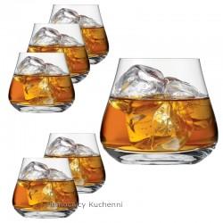 Szklanki do whisky wody 435...