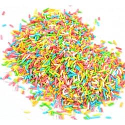 Posypka cukrowa - OWOCOWA...