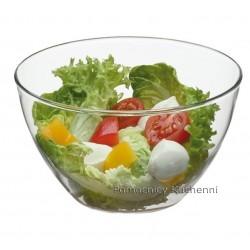 Salaterka, miska szklana...