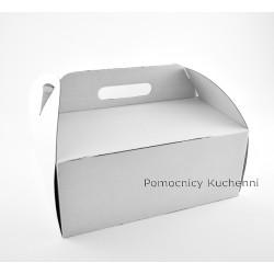 Pudełko, karton na torty...