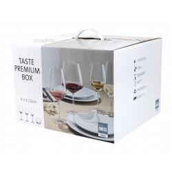 Zestaw kieliszków  Taste Premium I