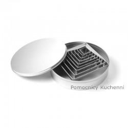 Pierścień kucharski kwadrat...