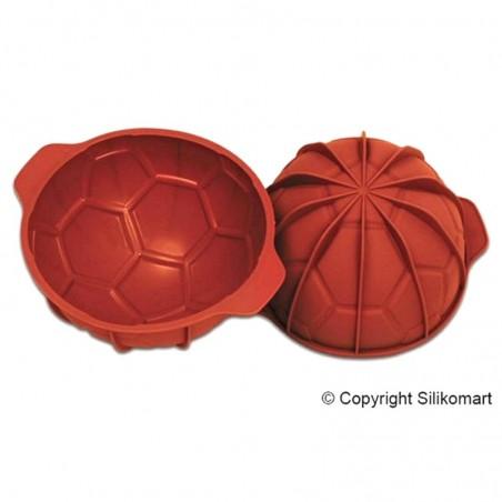 Forma silikonowa piłka nożna football śr 180 mm h 95 mm SFT313 Silikomart