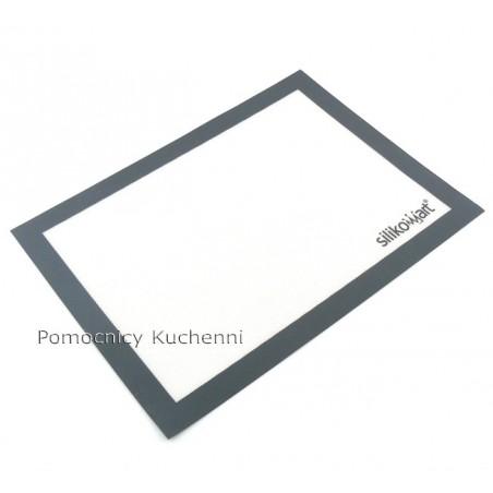 Mata, stolnica silikonowa FIBERGLASS 39,5 x 59,5 cm Silikomart Profesisonal