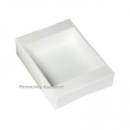 Forma silikonowa kwadrat 13,5x13,5cm wys. 5cm poj. 705 ml TOR135/1 SILIKOMART PROFESSIONAL