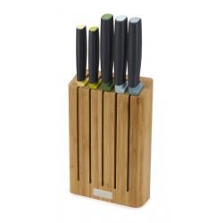 Blok bambusowy z nożami 6...