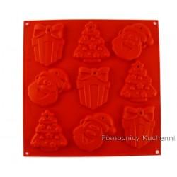 Forma silikonowa do ciastek...