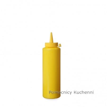 Dyspenser do sosów - butelka do dekorowania 3 szt 350ml HENDI 557839