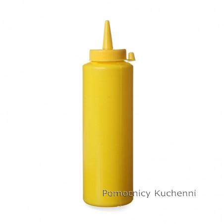 Dyspenser do sosów - butelka do dekorowania. 3 szt. 700ml HENDI 557938