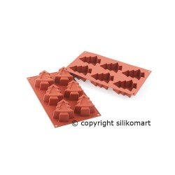 Forma silikonowa choinki...