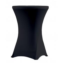 Pokrowiec Coctail 80 na stół czarny