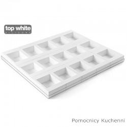 Forma silikonowa kwadraty...