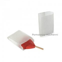 Torebka papierowa do lodów...