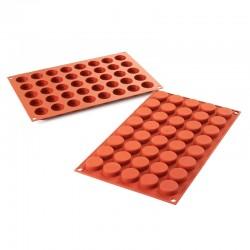 Forma silikonowa kółka,...