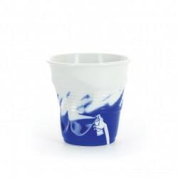FROISSES kubek Monochrome blue 80 ml