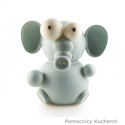 Forma do czekolady 3D słoń...