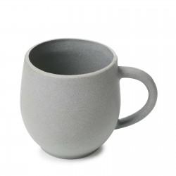 No.W Kubek do kawy szary 330 ml
