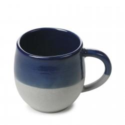 No.W Kubek do kawy niebieski 330 ml
