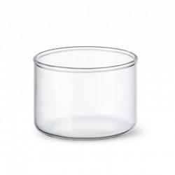 Szklana kokilka, naczynie...