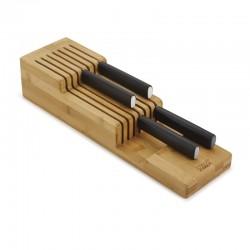 Organizer bambusowy na noże...