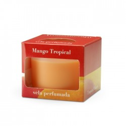 Świeca zapachowa 9 cm Mango CERERIA MOLLA Cordoba
