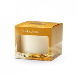 CM - Świeca Cordoba 9 cm Honey & Jasmine