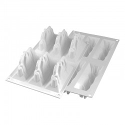 Forma silikonowa tre cime...