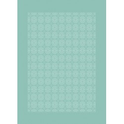 Ręcznik Kuchenny Paris Architecture Celadon 50x70