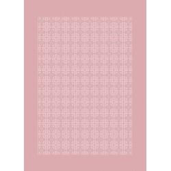 Ręcznik Kuchenny Paris Architecture Rose Poudre 50